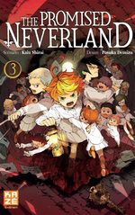 The promised Neverland 3 Manga
