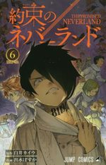 The promised Neverland 6 Manga