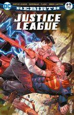 Justice League Rebirth 9