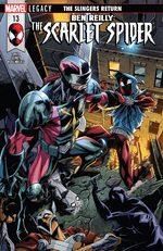 Ben Reilly - Scarlet Spider # 13