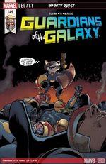 Les Gardiens de la Galaxie # 149