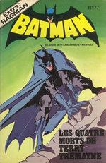 Batman 77 Comics