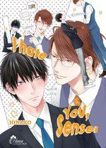 I hate you, Sensei  1 Manga
