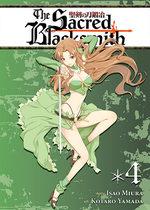 The Sacred Blacksmith 4