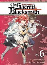 The Sacred Blacksmith 6