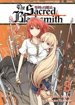 The Sacred Blacksmith 8