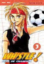 Whistle ! 3 Manga