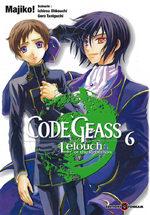 Code Geass - Lelouch of the Rebellion T.6 Manga