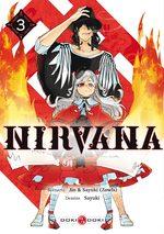 couverture, jaquette Nirvana 3