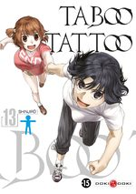 Taboo Tattoo 13 Manga