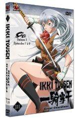 Ikki Tousen - Saison 3 - Great Guardians 3