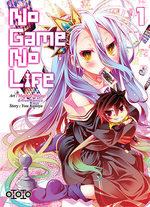 No Game No Life 1