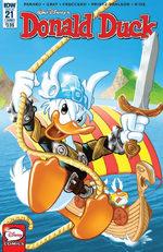 Donald Duck 21 Comics