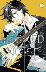 Masked noise # 9