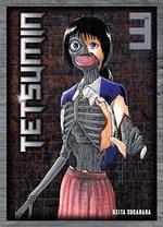 Tetsumin 3 Manga