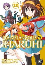 La Mélancolie de Haruhi Suzumiya 20 Manga