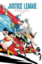 Justice League Aventures 3