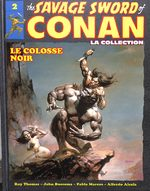 The Savage Sword of Conan # 2