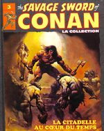 The Savage Sword of Conan # 3