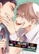 The secret of me and my boss 1 Manga