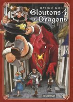 Gloutons & Dragons 4 Manga