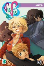 Vis à Vis 3 Global manga