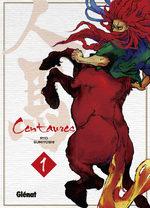 Centaures 1 Manga