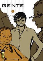 Gente T.3 Manga