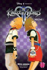 Kingdom Hearts II 1 Manga