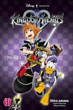 Kingdom Hearts II 2 Manga