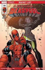 Marvel Legacy - Despicable Deadpool # 293