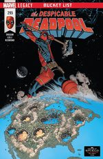 Marvel Legacy - Despicable Deadpool # 295