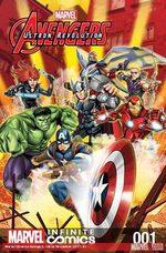 Marvel Universe Avengers - Ultron Revolution 1