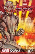 Marvel Universe Avengers - Ultron Revolution 2