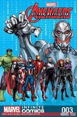 Marvel Universe Avengers - Ultron Revolution 3