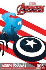Marvel Universe Avengers - Ultron Revolution 5