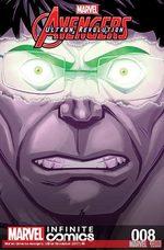 Marvel Universe Avengers - Ultron Revolution 8
