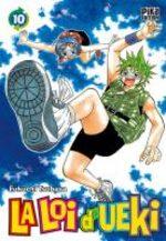 La Loi d'Ueki 10 Manga