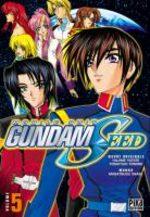 Mobile Suit Gundam Seed 5 Manga