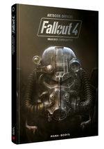 Artbook Officiel Fallout 4 - Imaginer l'Apocalypse 1 Artbook
