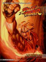 Street fighter 2 Manga