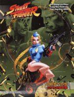 Street fighter 3 Manga