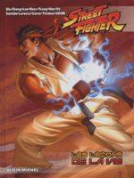 Street fighter 4 Manga