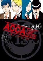 ACCA - 13-ku Kansatsuka P.S. 2 Manga