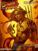 Street fighter 5 Manga