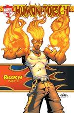 Human Torch 2 Comics