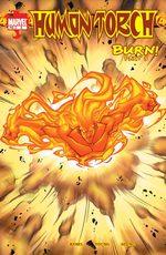 Human Torch 3 Comics