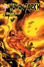 Human Torch 4 Comics