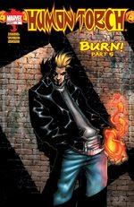 Human Torch 5 Comics