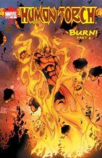 Human Torch 6 Comics